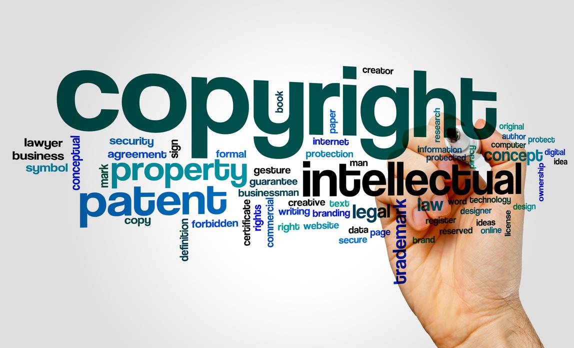 Misinterpretation of the Phrase Copyright